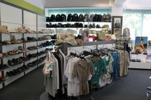 Italienische Mode im Schuhhaus St. Paul