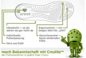 Crocs Croslite